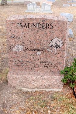 Florence <i>Tokar</i> Saunders