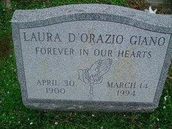 Laura <i>D'Orazio</i> Giano