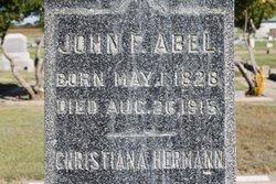 John F Abel