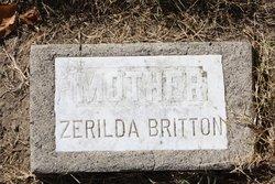 Zerilda C Britton