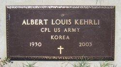 Albert Louis Kehrli