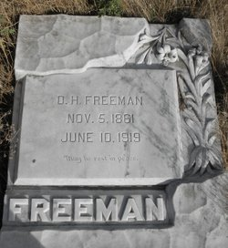 O. H. Freeman