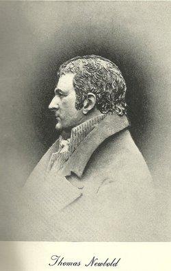 Thomas Newbold