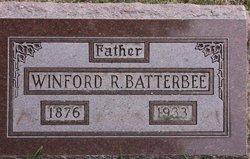 Winford Robert Batterbee