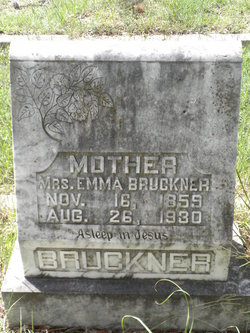 Emma <i>Schuhmann</i> Bruckner