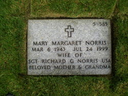 Mary Margaret Norris