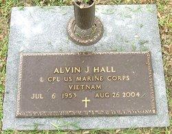 Alvin James Hall