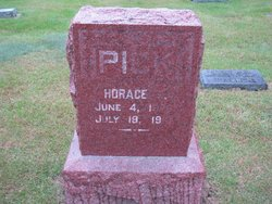 Horace Richard Pick