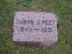 Sarah J. Peet