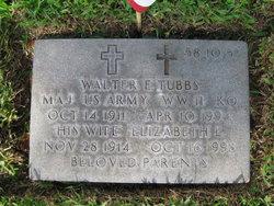 Walter Elliot Tubbs
