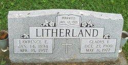 Gladys Faye <i>Kelly</i> Litherland