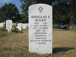 Maj Douglas E. Sloan