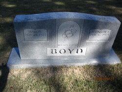 Johnson L Boyd