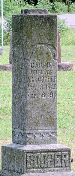 Carrie Cooper