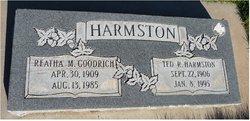 Reatha <i>Goodrich</i> Harmston