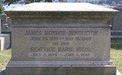 Beatrice Narie <i>Nicol</i> Pendleton
