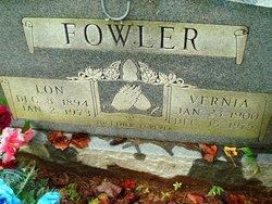Lon Lee Fowler