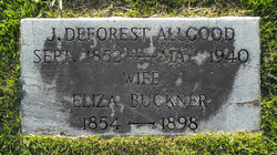 Eliza <i>Buckner</i> Allgood