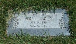 Vera <i>Crapo</i> Bagley