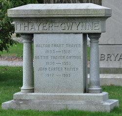Walton Ewart Thayer
