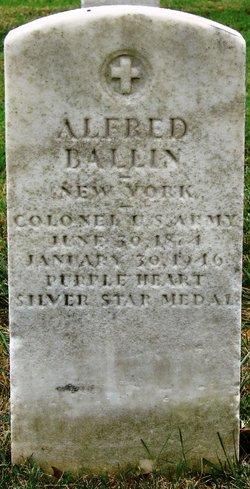 Alfred Ballin