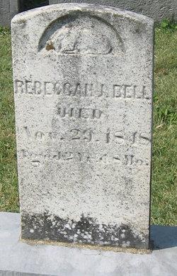 Rebecca Bell
