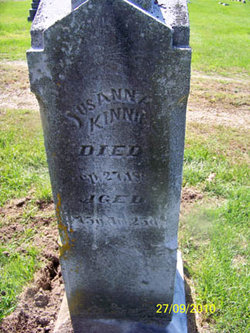 Susannah Susan <i>Schwyhart</i> Kinnick