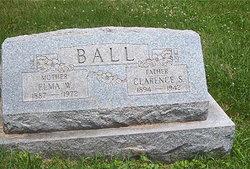 Elma Florence <i>Woodward</i> Ball