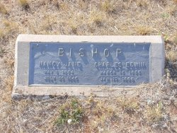 Nancy Jane Nannie Bishop