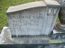 Benjamin Eben Bacon