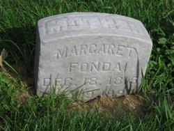 Margaret <i>Hilts</i> Fonda