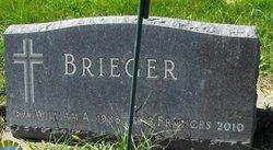 Frances <i>Moritz</i> Brieger