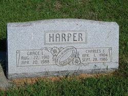 Grace Leona Gracie <i>Woods</i> Harper