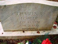 Charles R. Fowler