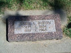Marie C. <i>Boyce</i> Bundy