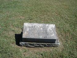 James Ninion Mayes