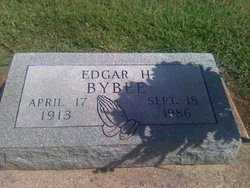 Edgar Hall Bybee