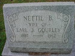 Nettie B. <i>Cochran</i> Gourley