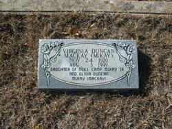 Virginia Duncan MacKay