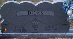Boston Dicks