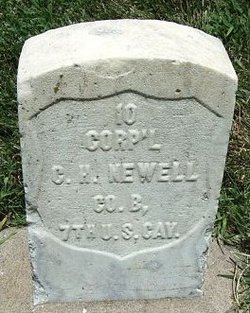 Corp Charles H. Newell