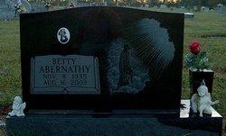 Betty Abernathy