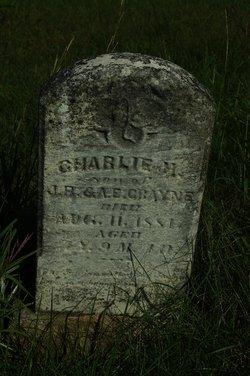 Charlie H Crayne