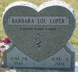 Barbara Lou Loper