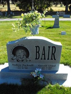 Audrey <i>Fackrell</i> Bair