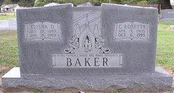 Elisha Baker