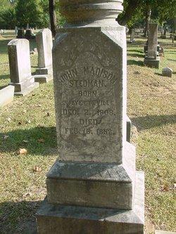 John Madison Stedman