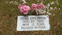 Selma Frances <i>Epps</i> Pryor