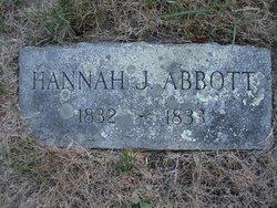 Hannah J. Abbot