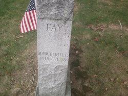 Marguerite C Abrams/Fay